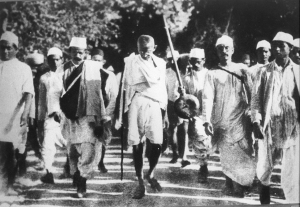 Salt March_Gandhi