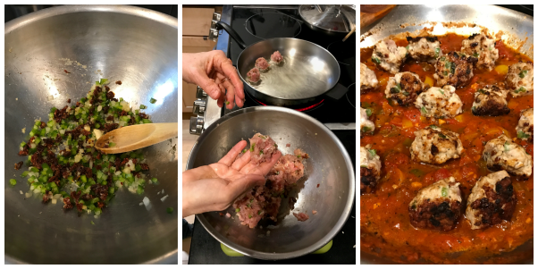 turkey meatball recipe