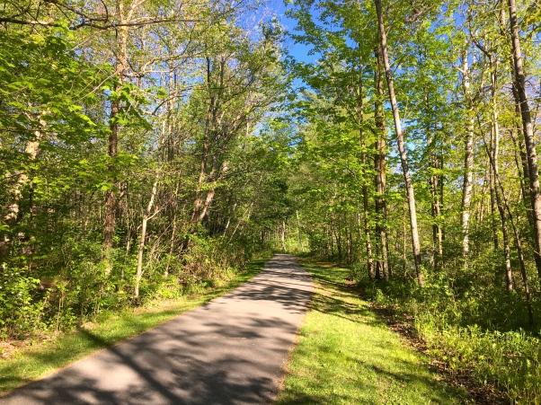 Stowe Vermont Bike Path