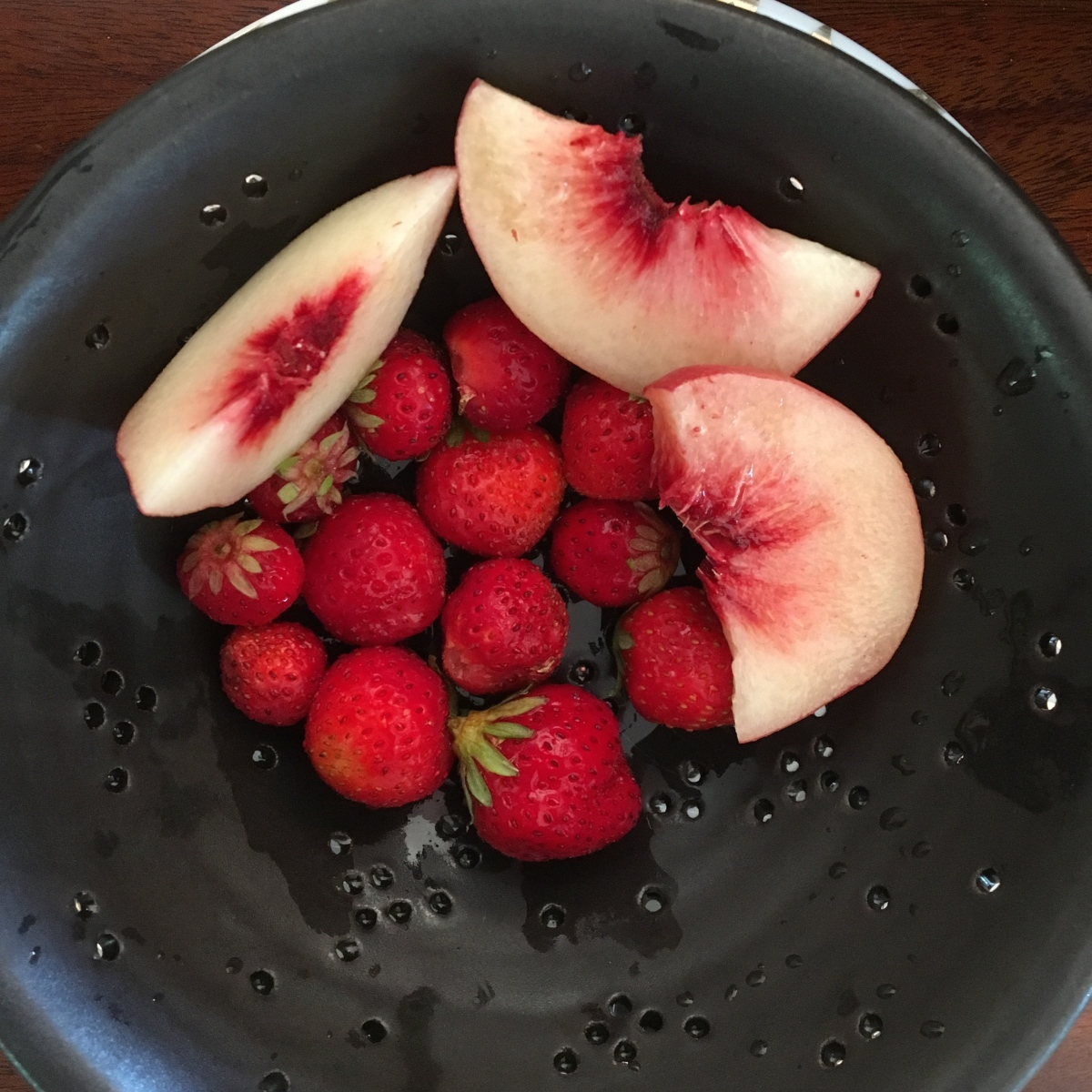 organic california fruit