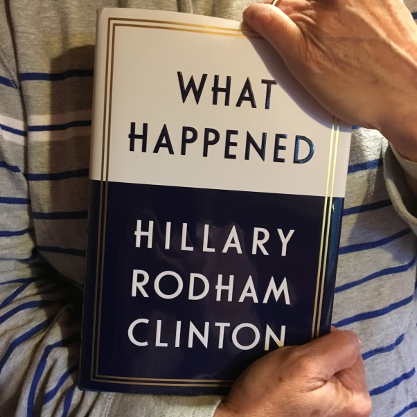 Hillary Rodam Clinton, What Happened