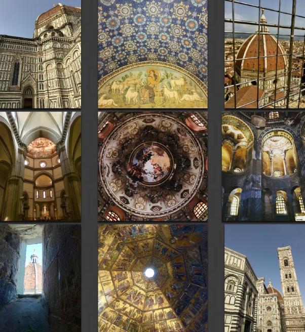 church scenes from Italy