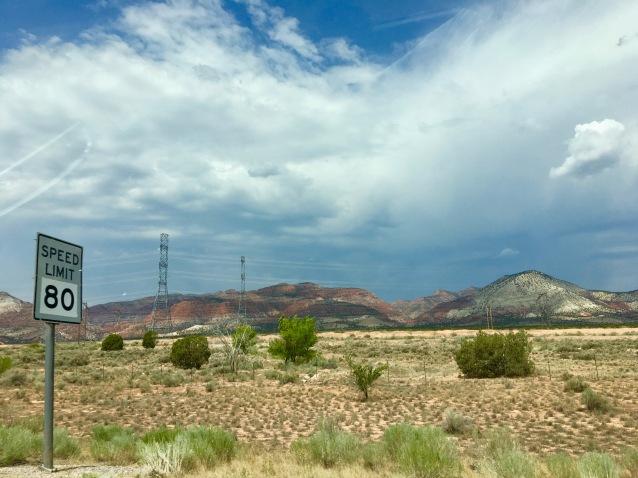 Utah along RT 70