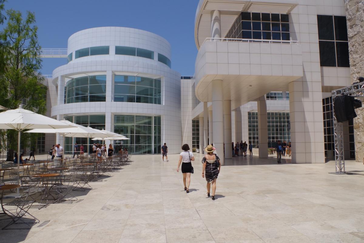 Getty Center, Los Angeles